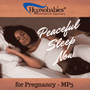 Peaceful Sleep MP3 Track for pregnancy