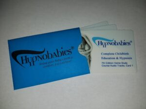 Hypnobabies Classic Home Study MP3 cards