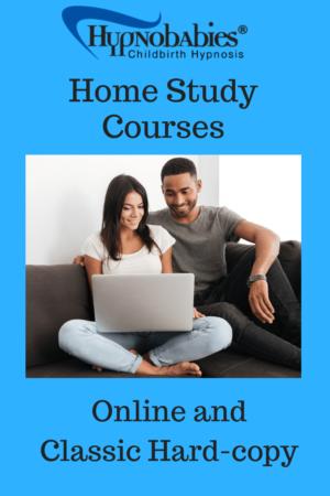Hypnobabies Home Study Courses