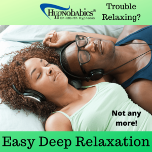 Relax much easier with hypnosis